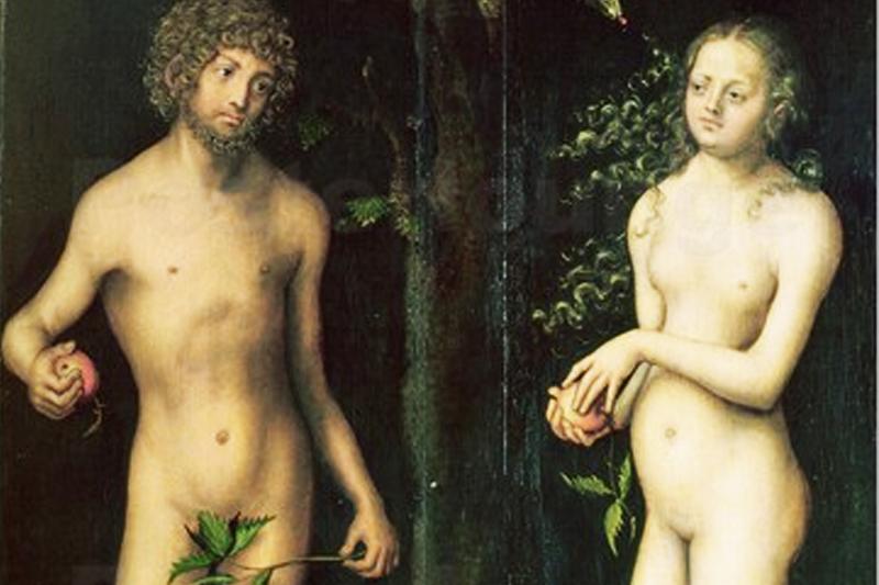 Adam und Eva- Adam und Eva